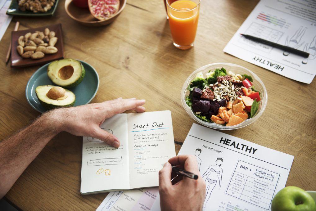 糖質制限食のカロリー量を計算する
