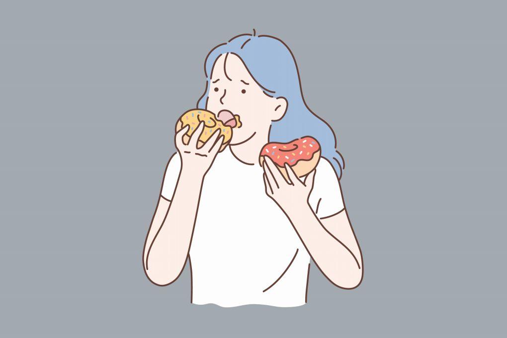 ダイエット中に一日だけ暴飲暴食