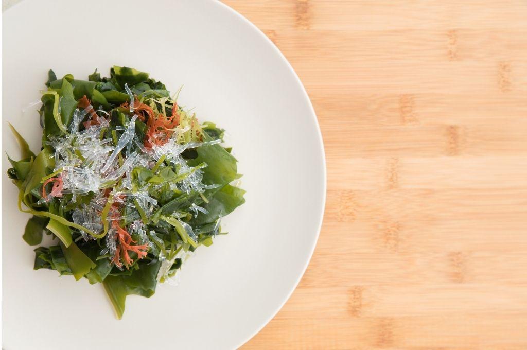低糖質痩せやすい食べ物海藻
